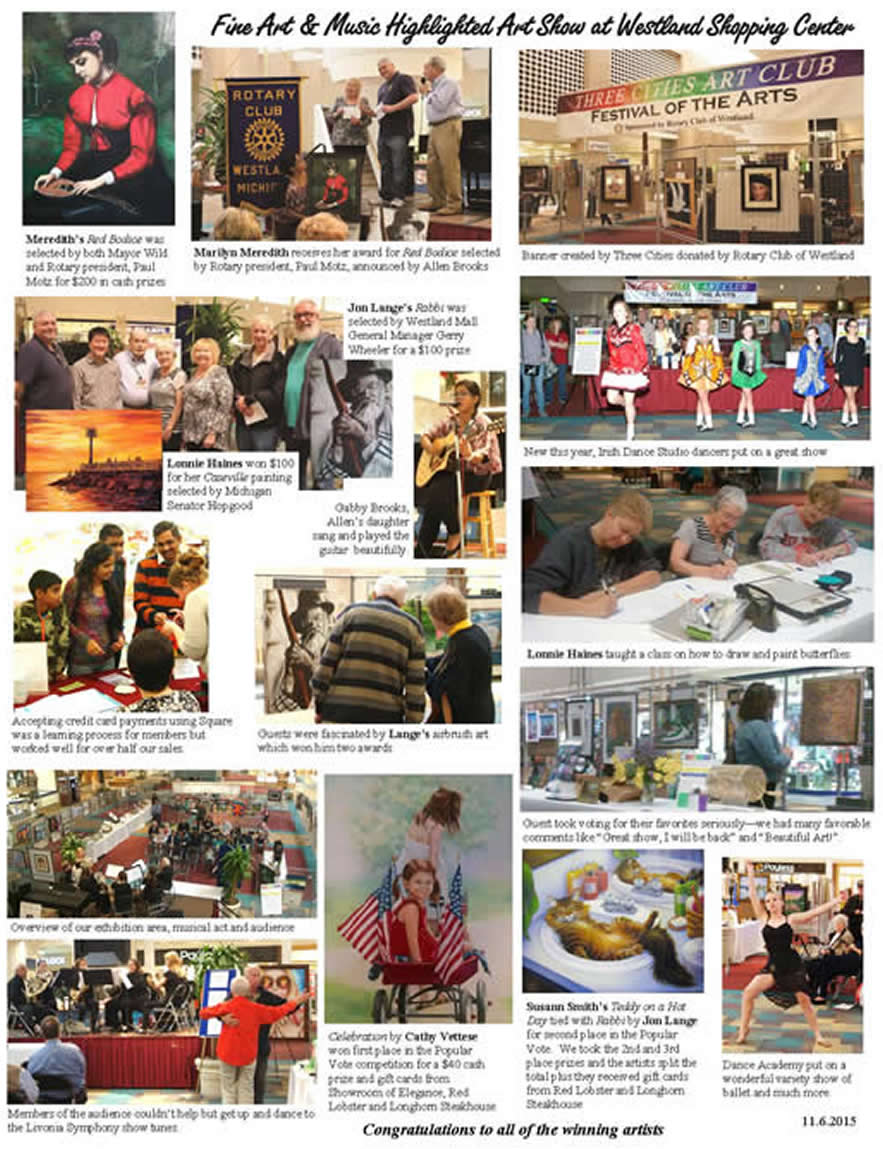 2015 Festival of the Arts Picture Page