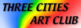 Three Cities Art Club Logo